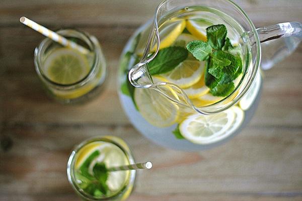 Mau Punya Perut Rata dalam 4 Hari? yuk Cobain Konsumsi Sassy Water
