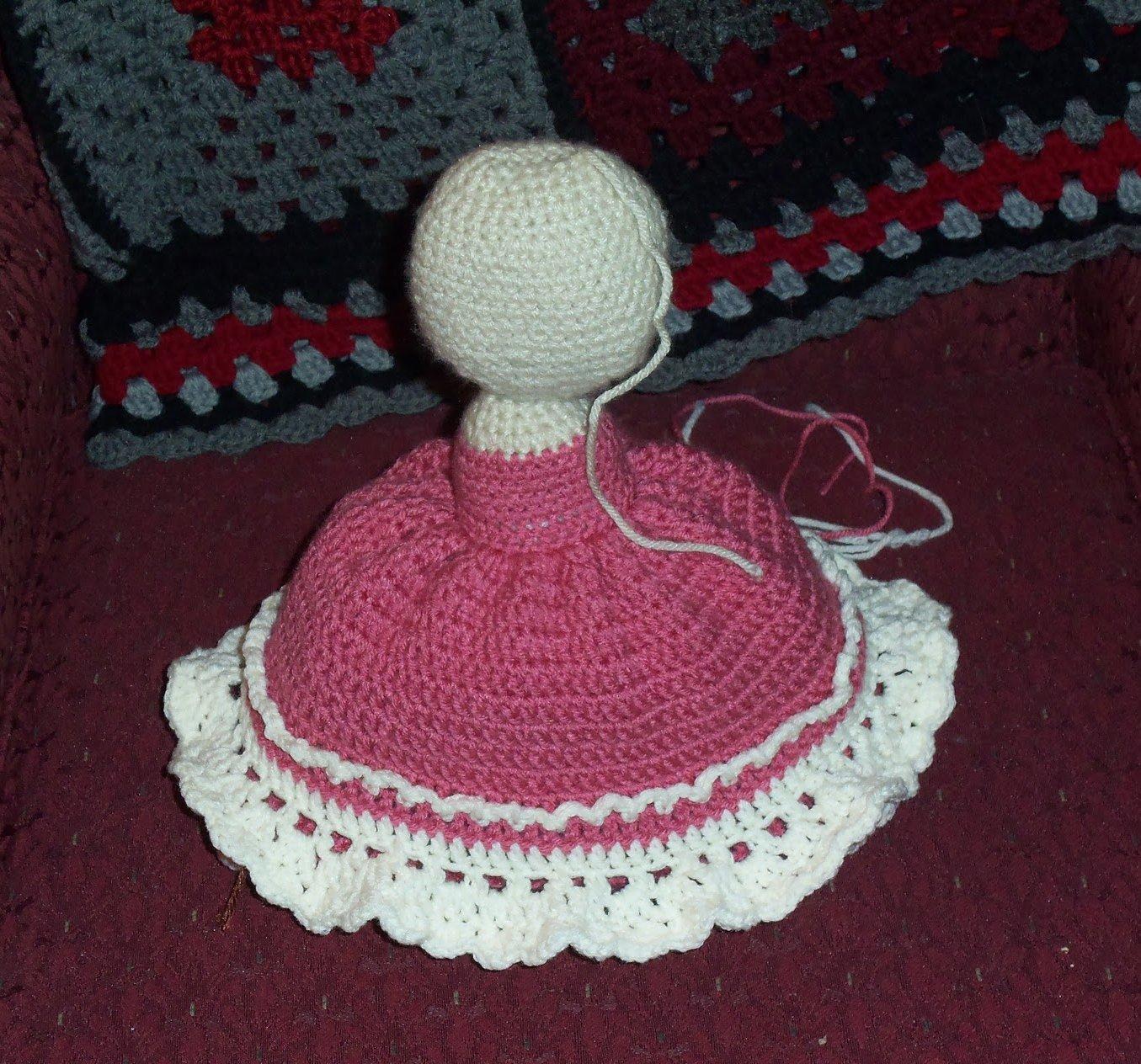 Free Crochet Doll Pattern Topsy Turvy Crochet Doll Pattern ...