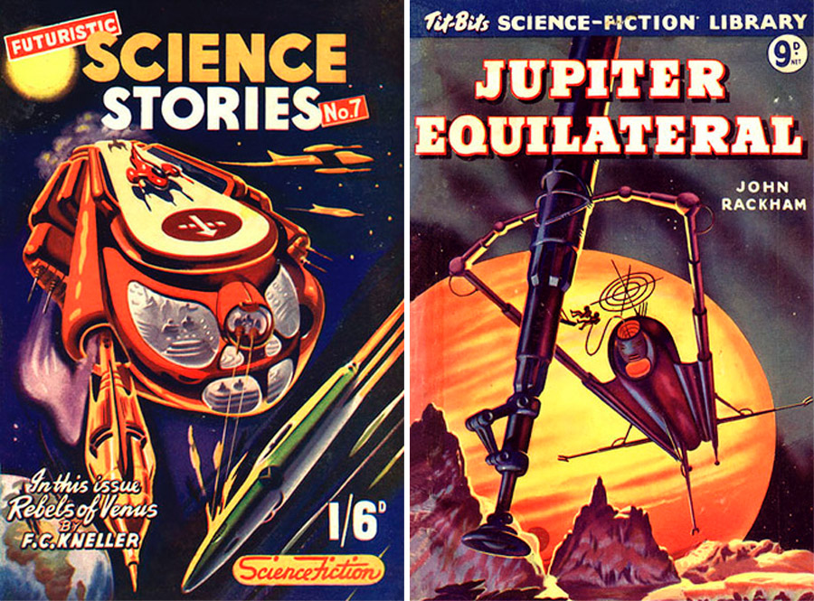 Rachels Pages  Science SF and RPGs