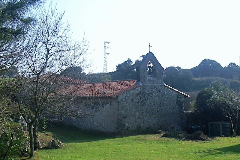 Ermita de San Juan de la Canal en Soto de la Marina