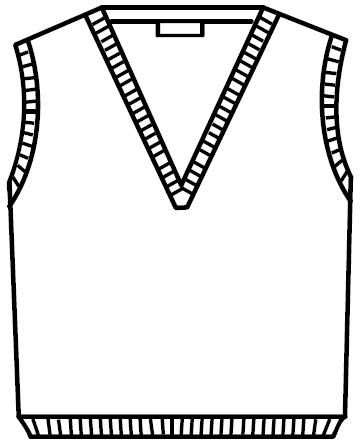 Maestra de Infantil: Prendas de vestir y complementos. Dibujos para ...