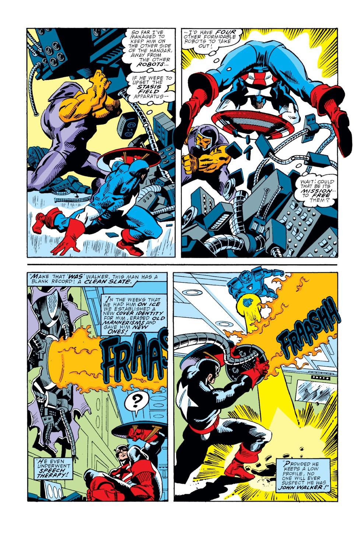 Captain America (1968) Issue #354 #286 - English 19