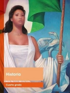 Libros de texto Cuarto Grado Historia