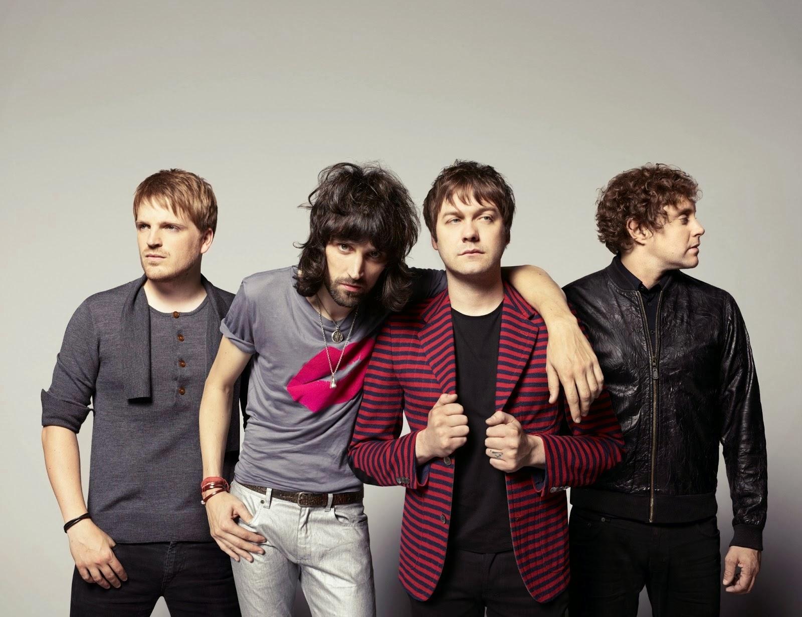 """La banda Kasabian, alcanza el número 1 en ventas en Inglaterra con su """"48:13"""""""
