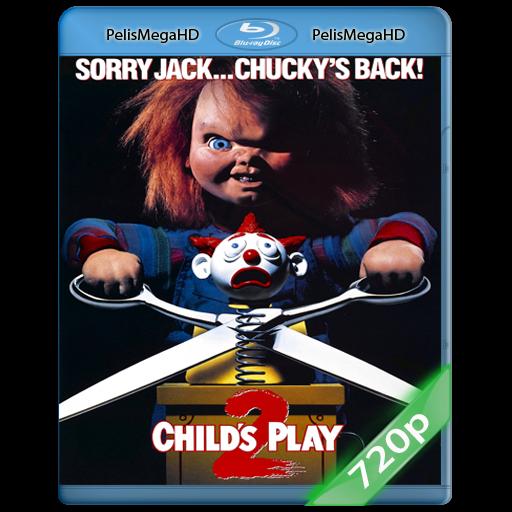 CHUCKY 2: EL MUÑECO DIABOLICO (1990) 720P HD MKV ESPAÑOL LATINO