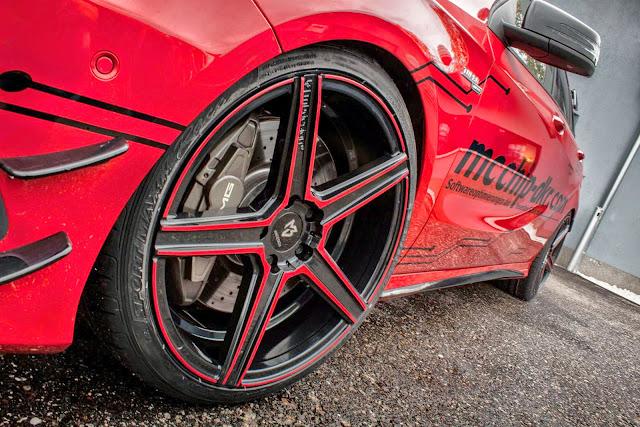w176 tyres