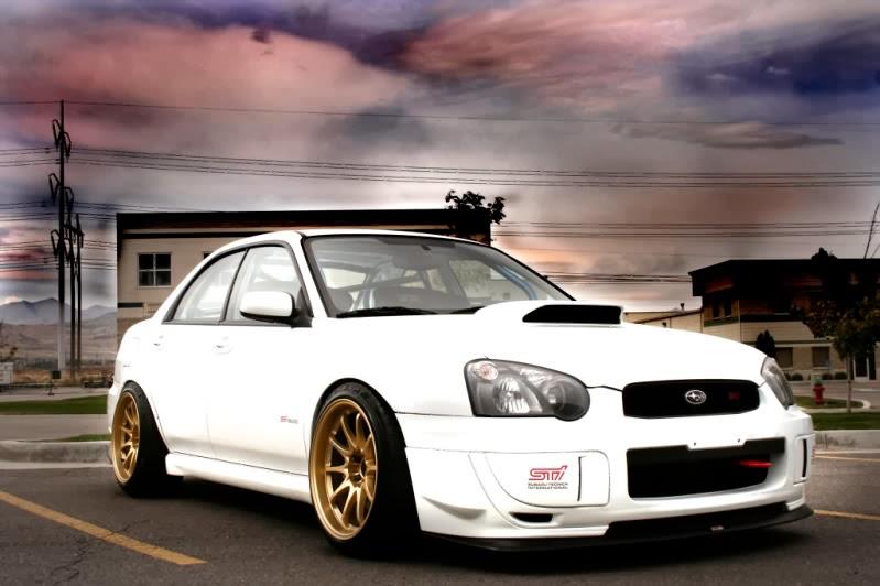 Subaru Impreza wrx sti Car Pictures