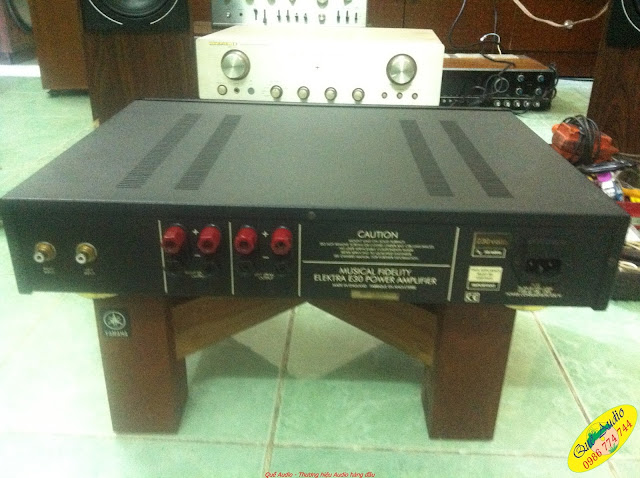 Power - Musical Electra E30 - Made in England