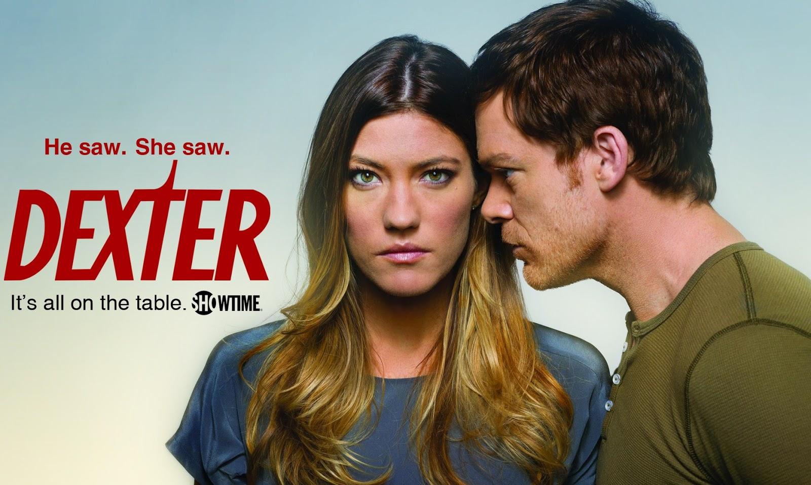 Dexter - Trailers de 8va temporada!