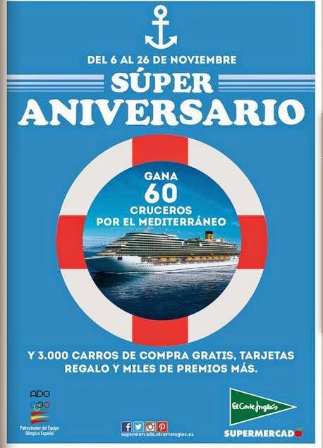catalogo aniversario 2014 supermercado ECI