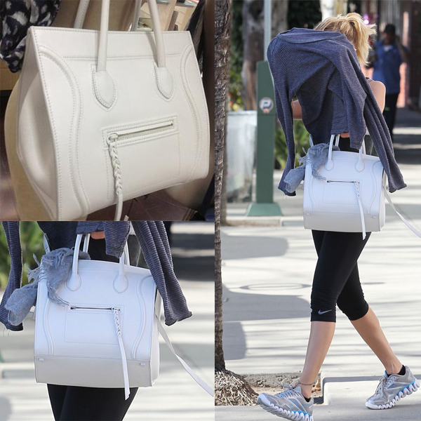 celine phantom white