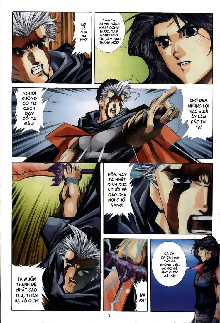 Kiếm Hồn - Sword Soul chap 63 - Trang 11