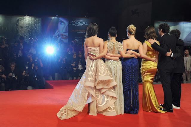venice film festival 2012 red carpet
