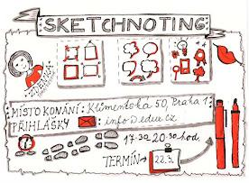 Ovládněte sketchnoting 22.3.18 NOVÝ!