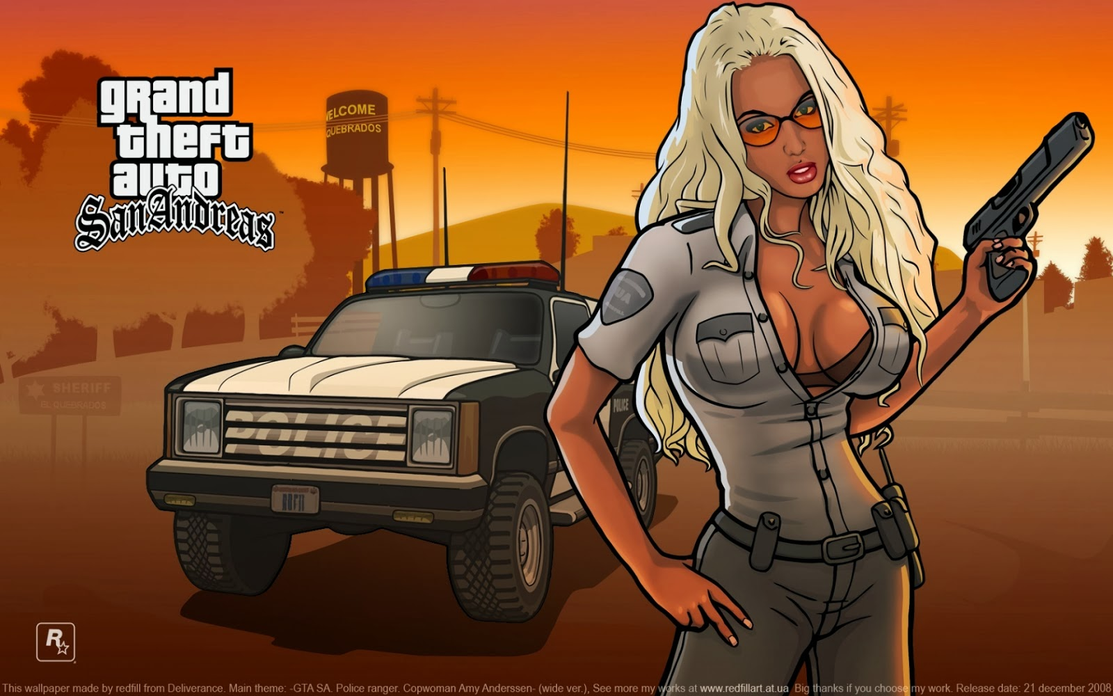 Sanandreas all woman nude cartoon picture