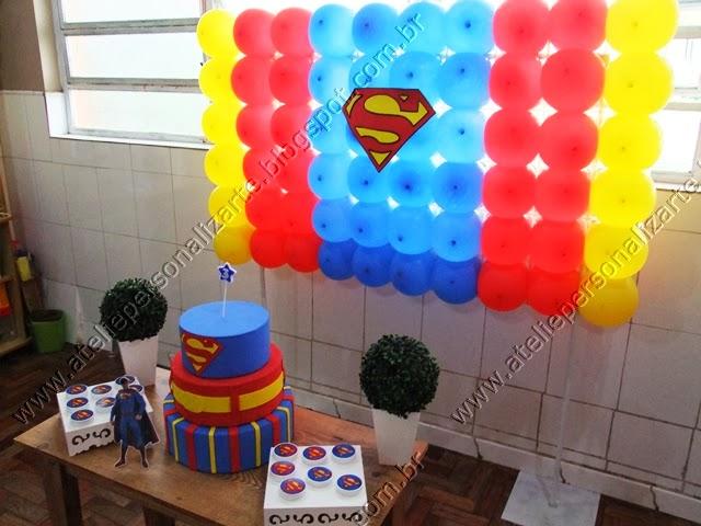 decoração de festa escola provençal rustico