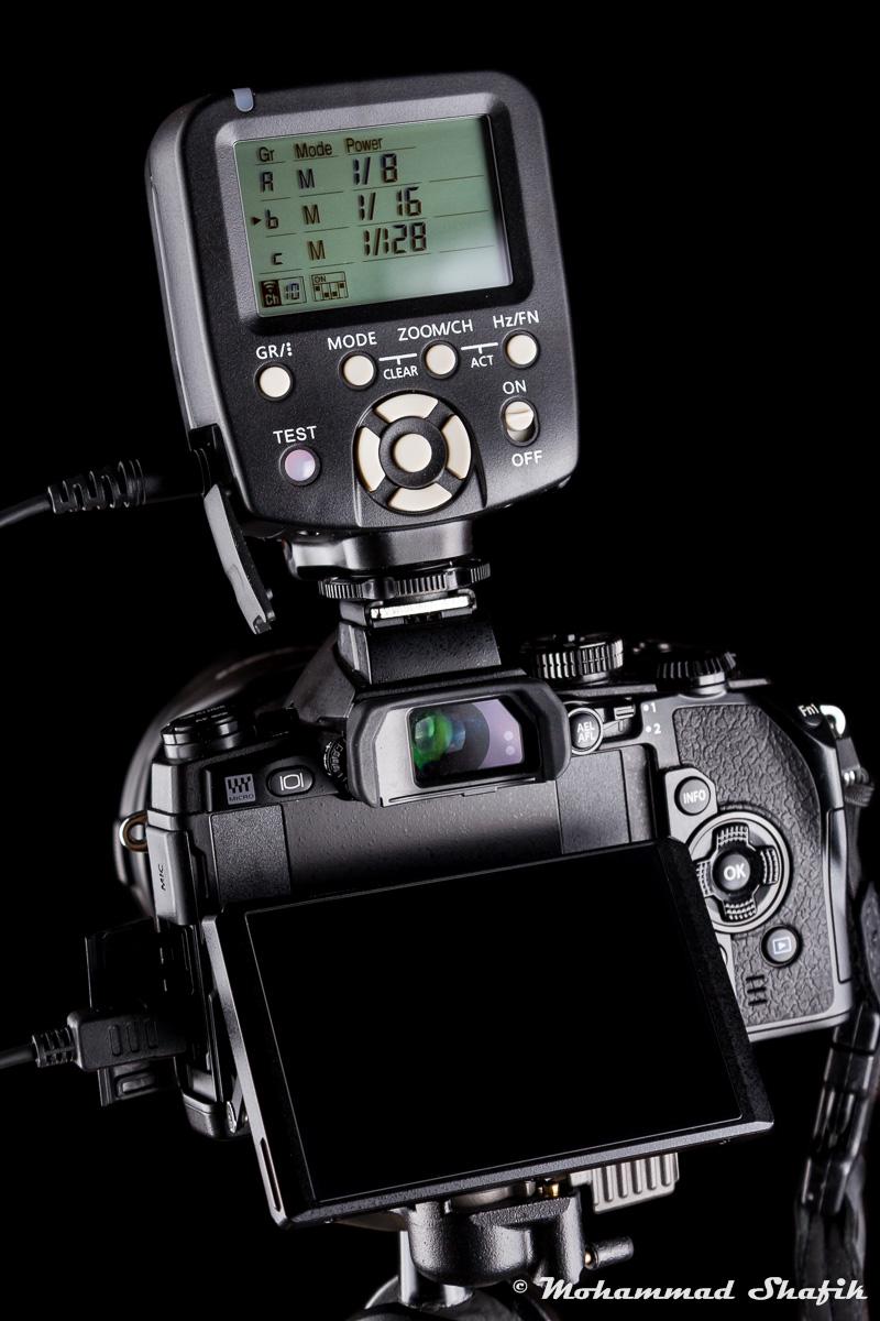 Camera Gear Reviews - Magazine cover
