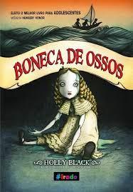 Capa Boneca de Ossos - Editora Novo Conceito