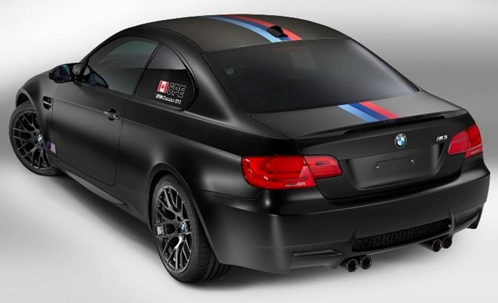 Novo BMW M3 DTM Champion Limited Edition | CAR.BLOG.BR - Carros