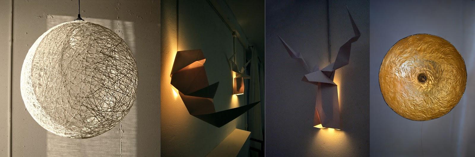 5 ламповый светильник как собрать