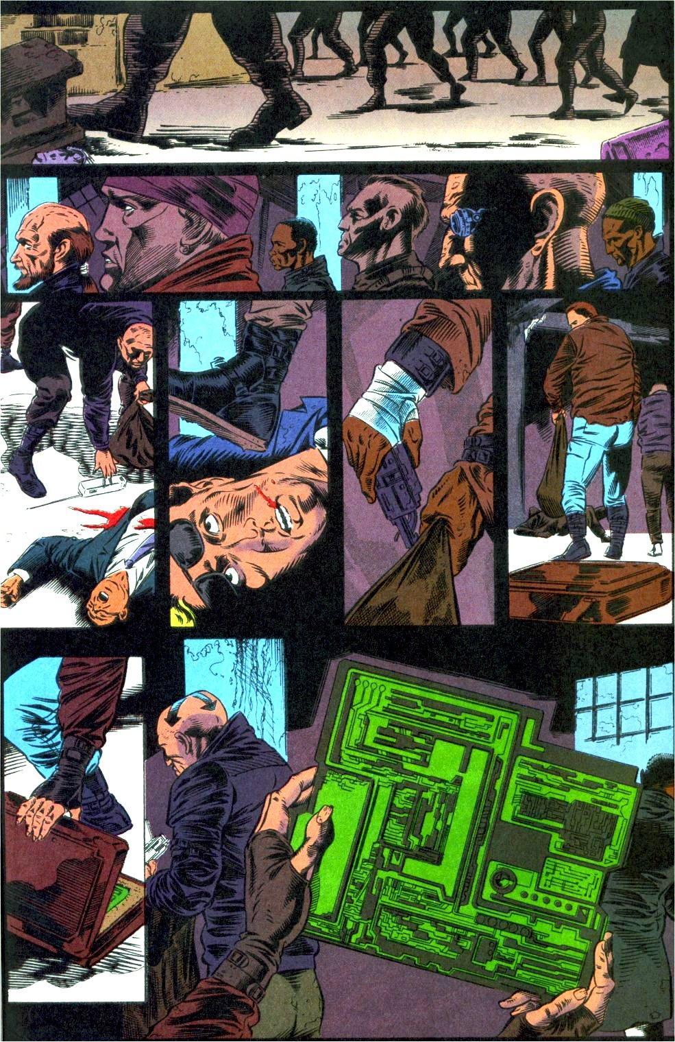 Deathstroke (1991) Annual 1 #1 - English 9