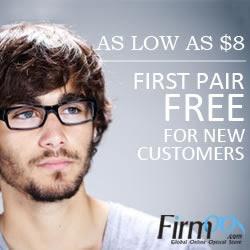 Il primo paio di occhiali gratuito per i nuovi clienti..