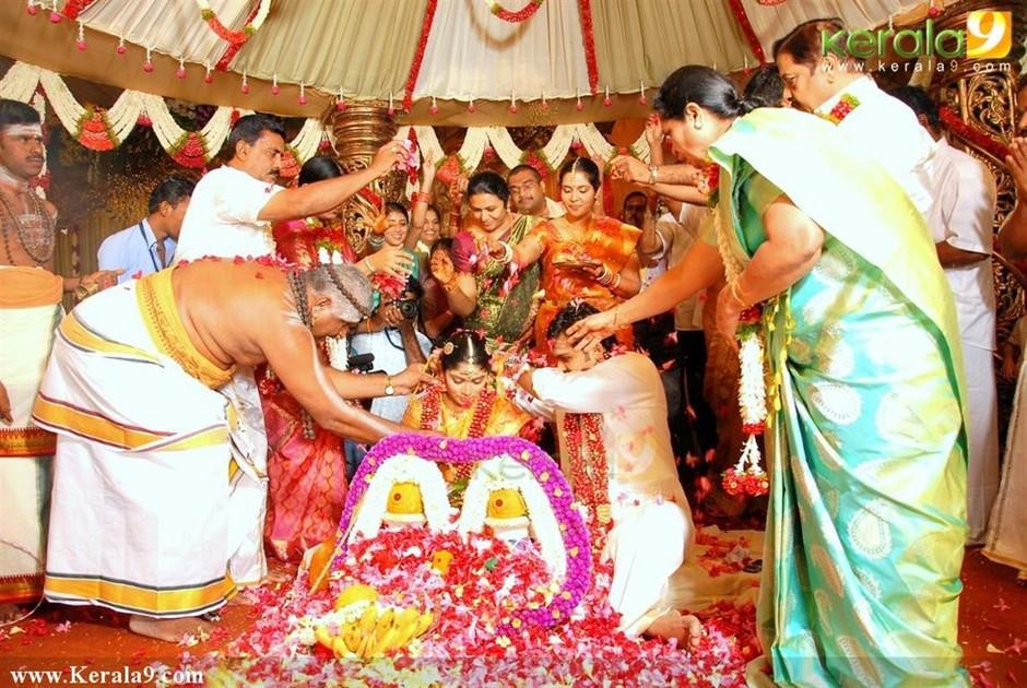 Tamil hero karthi wedding