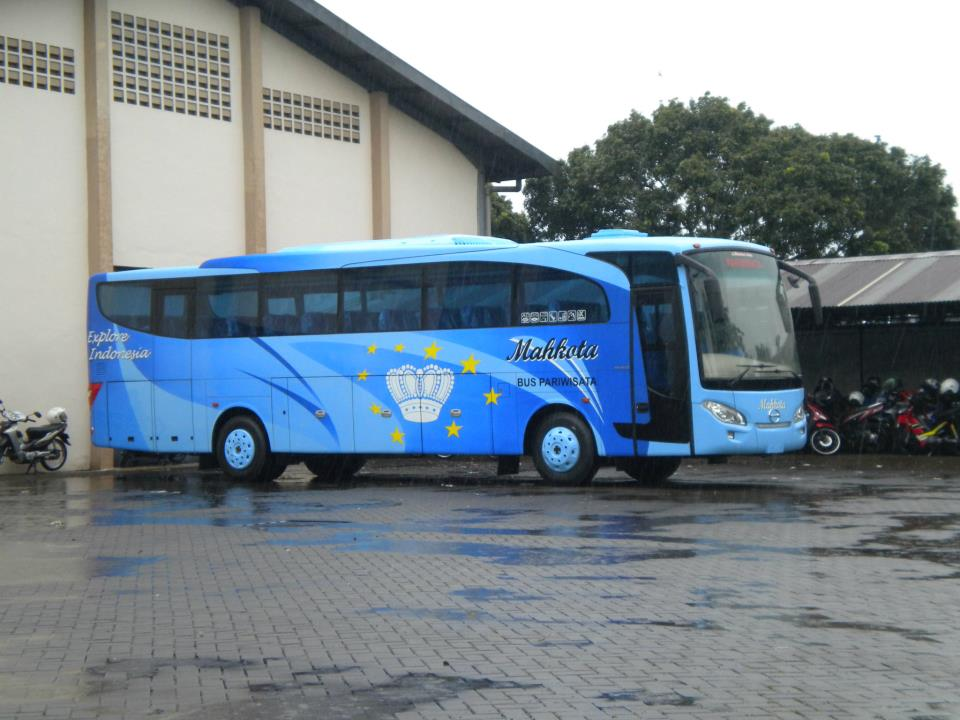 Foto-Foto PO. MAHKOTA - BOGO - KAB. KEDIRI ( Bus Ziaroh Auliya