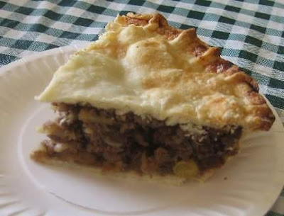 Special Mincemeat Pie