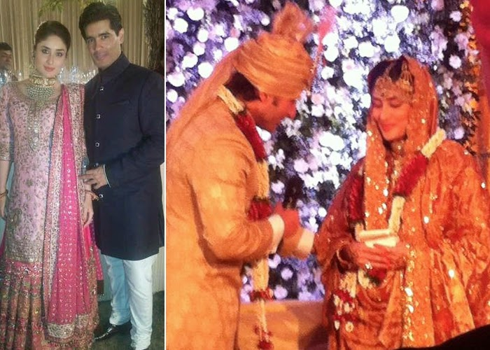 Kareena Kapoor Khan And Saif Ali khan's leaked private personal marriage pics cute pics hd snaps