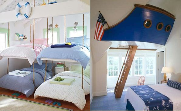 Nautical By Nature Nautical Children's Rooms