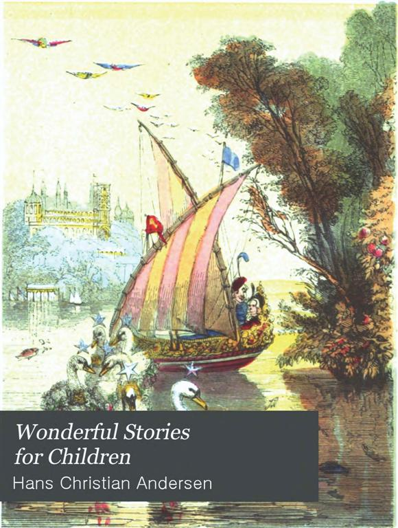 Wonderful Stories for Children by Hans Christian Andersen