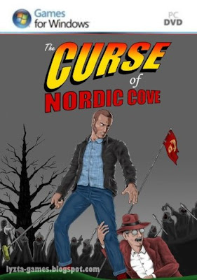 The Curse of Nordic Cove PC Cover
