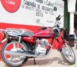 Sortea motocicletas Comuna Calkini. 10ene13.