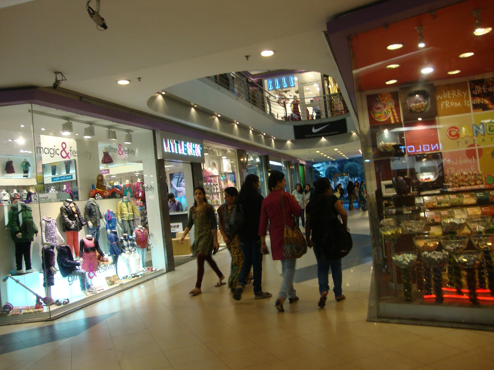 Shopping Malls in Kolkata