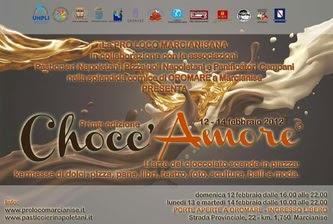 PRESENTAZIONE IO CASALESE AL CHOCC'AMORE - OROMARE - MARCIANISE (CE).
