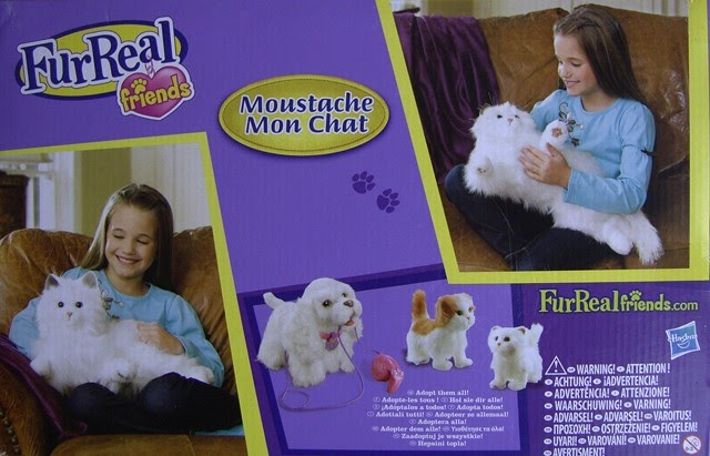 Spelletjes en meer furreal friends moustache mon chat lulu de kat - Moustache mon chat hasbro ...
