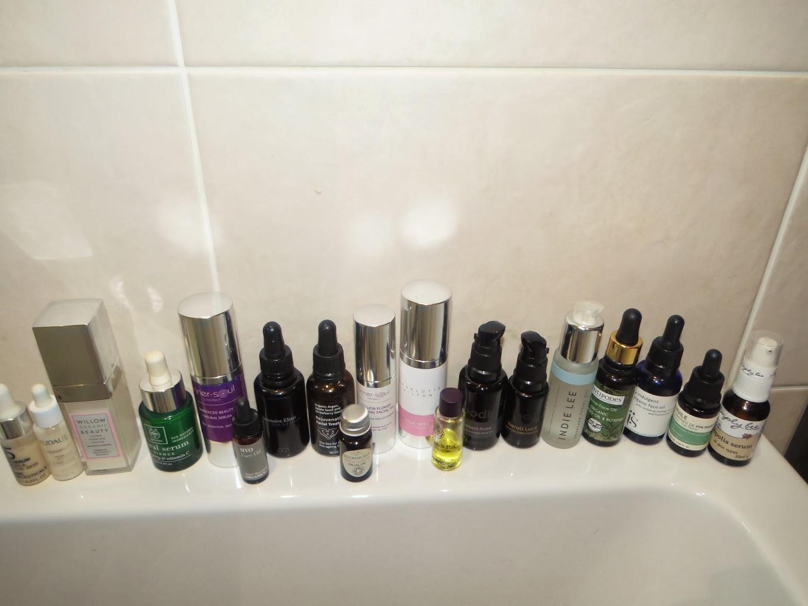 Beauty Balm: A Closer Look: Serums & Face Oils