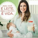 O aleitamento materno é essencial para que o bebê cresça saudável.