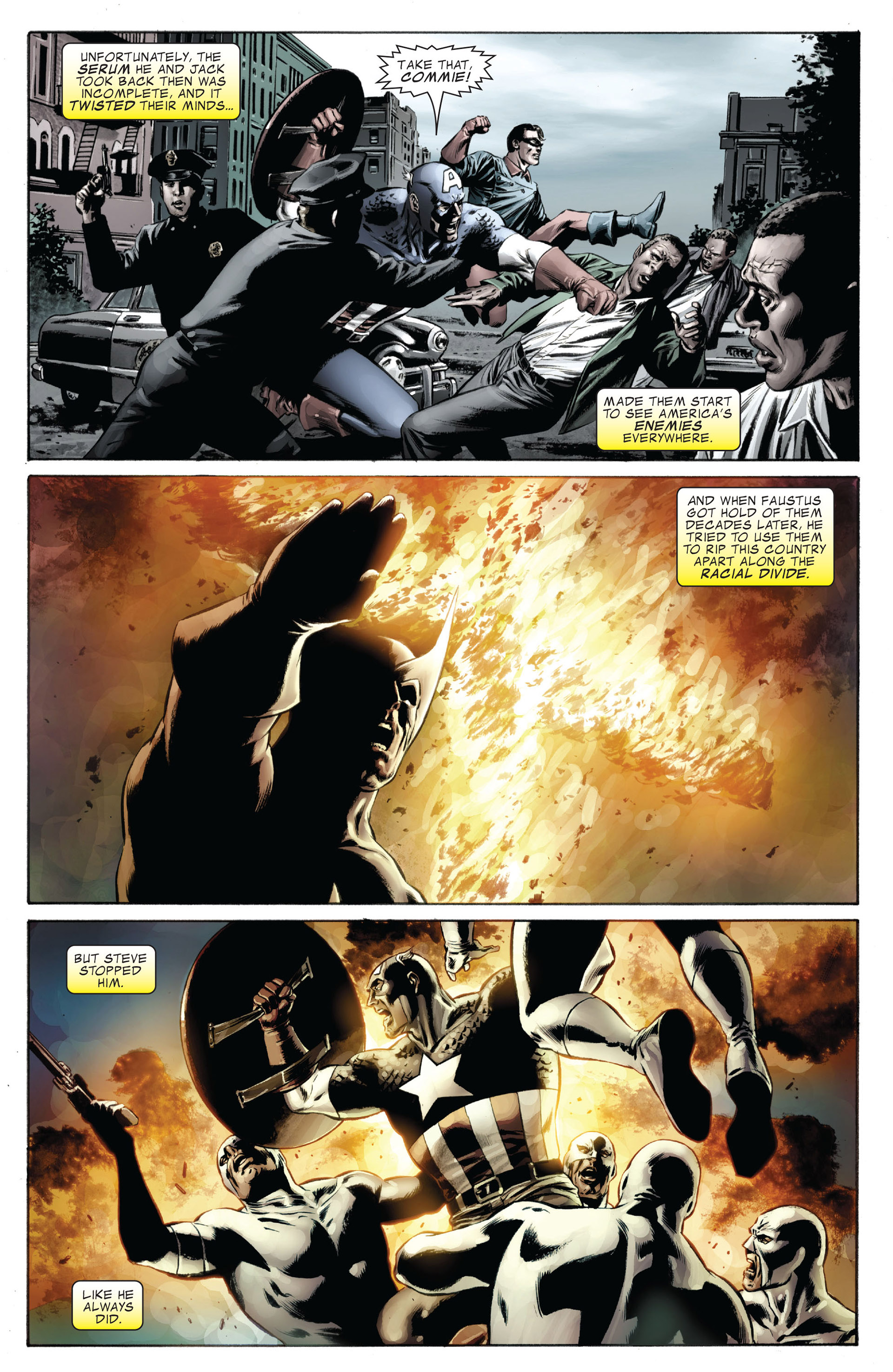 Captain America (2005) Issue #38 #38 - English 5