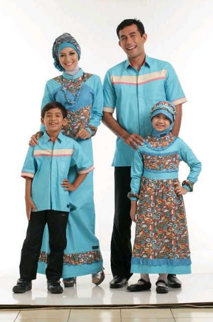 Baju%2BMuslim%2BModern%2BUntuk%2BKeluarga contoh model baju muslim modern untuk keluarga terbaru 2015,Model Baju Muslim 1 Keluarga