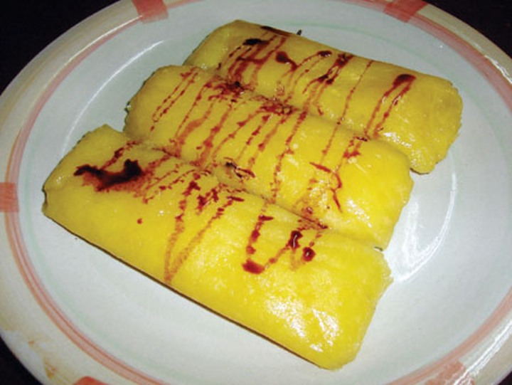 Filipino native delicacies kakanin recipes food morning camote suman ingredients forumfinder Images