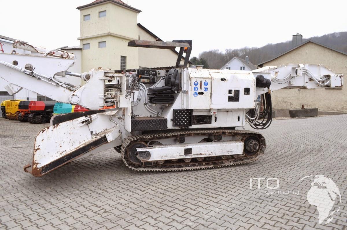 Tunnelbagger ITC SA