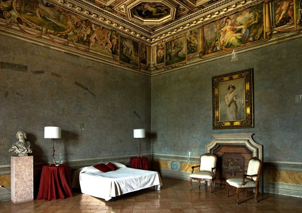 Loveisspeed the villa medici is a mannerist villa and an architectural complex with a - Villa medicis rome chambres ...