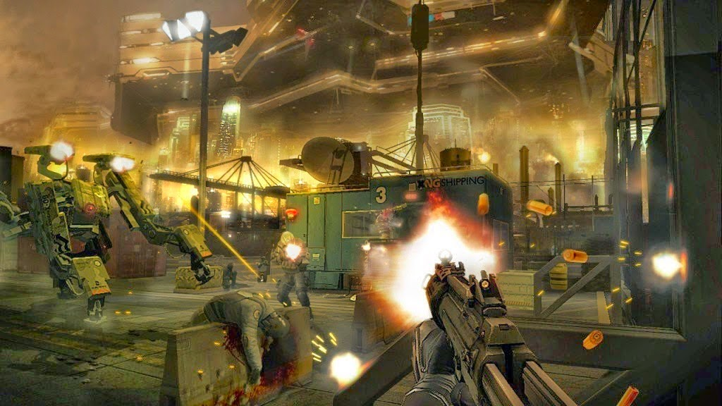 Deus Ex The Fall Free Download PC Game - FileHippo