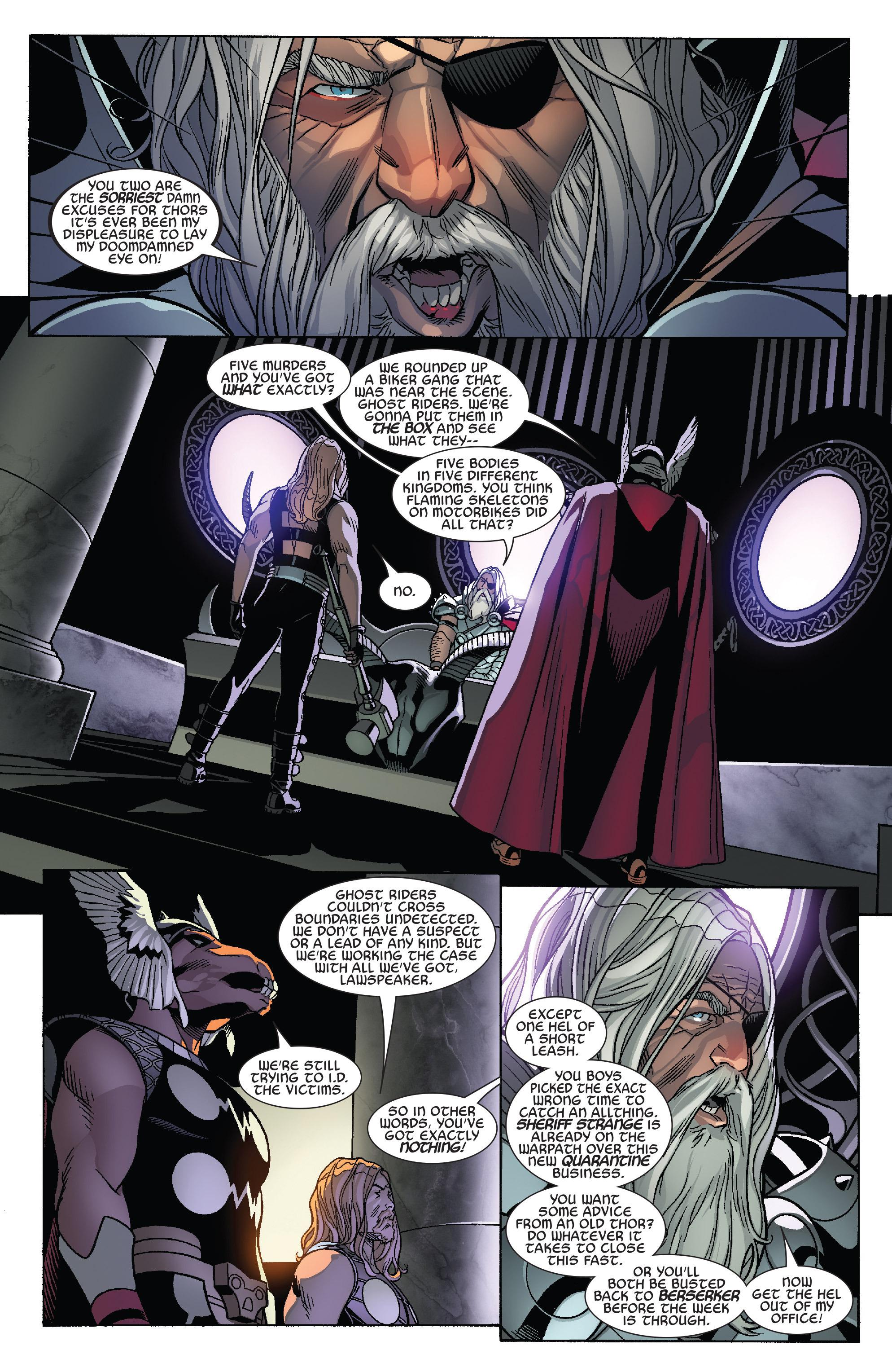 Thors #1 #4 - English 12