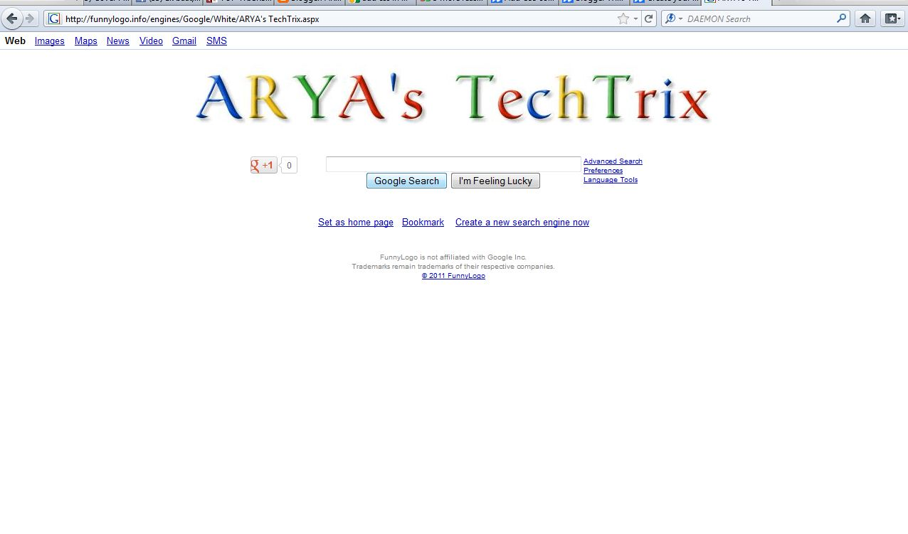 Aryas Techtrix May 2012