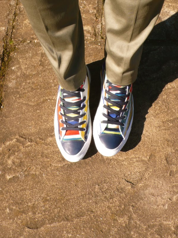 a123ef2d049e What s he wearing   Missoni x Converse Spring Summer 2011