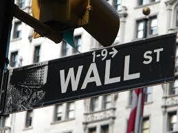 Calle de la bolsa de Nueva York