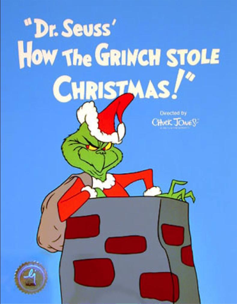 Grinch Cartoon Online Video